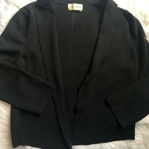 - MM Lafleur ribbed cardigan XL OBO